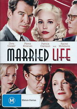 Married Life - Drama / Thriller - Chris Cooper, Patricia Clarkson - NEW DVD