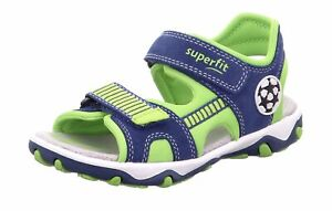 Superfit Sandalen Mike 3.0 Jungen Blau 0-609465-8100