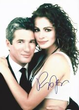 Richard Gere 'Pretty Woman' - Hand Signed Autograph Photo 8x12""