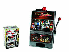 Slot Machine Money Box With Sound And Light
