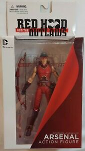 DC Collectibles The New 52 Red Hood And The Outlaws: Arsenal Action Figure