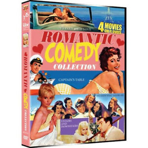 Romantic Comedy Collection 4-Movie Pack [Region 4] - DVD - Free Shipping. - New