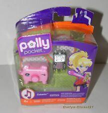 Polly Pocket cutants * Pixel Piggy et skunkulator * NEUF *