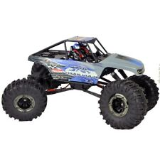1:10 Danchee Ridgerock RC Monster Truck Crawler 4WD 2.4GHz Blue Gray