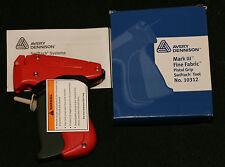 Swiftach Tool Mark Iii Fine Fabric No 10312 Avery Dennison Nib Box Of Barbs