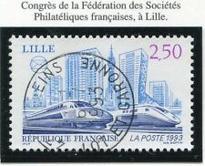 STAMP / TIMBRE FRANCE OBLITERE N° 2811 PHILATELIE A LILLE /
