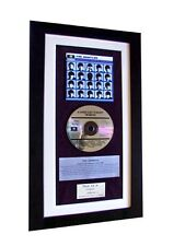 THE BEATLES Hard Days Night CLASSIC CD Album QUALITY FRAMED+EXPRESS GLOBAL SHIP