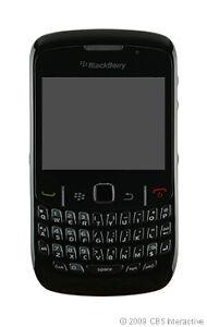 BlackBerry Curve 8530 - Black (Sprint) Smartphone
