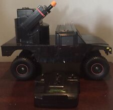 Black Ops Airsoft Ignite Seek & Destroy Justice Dealer R/C Black Hummer Shoot BB