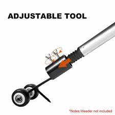 Weeder Rod Telescopic Aluminum Alloy Pole For Garden Weeding Tool 1pc Plastic