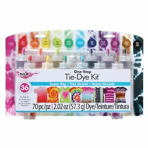 I Love To Create Tulip One-Step Tie-Dye Kit Super Big