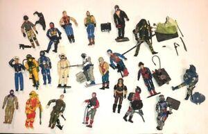 "G.I. Joe 3.75""  20 Classic Action Figures - Excellent Condition LOT #1"