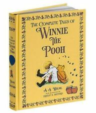 Complete Tales of Winnie The Pooh by A.a Milne Leather Bound 1st Ed
