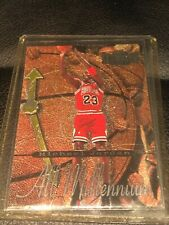 New listing 97-98 Fleer Metal Universe Michael Jordan #5 of 20 Chicago Bulls