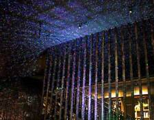 LED Laser Light Projection Landscape Lamp Stage Christmas Garden Party Dots