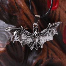 Fashion Gothic Halloween Necklace  Vampire Vintage Bat Pendant Pendent Women New