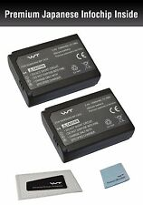 WT-BP1310K2 Original Battery (2pack) for Samsung NX10, NX11, NX20, NX100