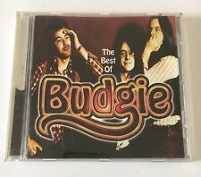 BUDGIE THE BEST OF BUDGIE CD 1997