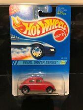 Hot Wheels Pearl Driver Series VW Bug 1994 MIP