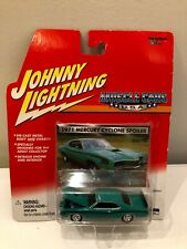 Johnny Lightning Die Cast Muscle Cars USA 1971 Mercury Cyclone Spoiler