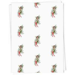 'Christmas Fairy' Gift Wrap / Wrapping Paper / Gift Tags (GI023798)