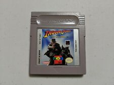 Indiana Jones and the Last Crusade (Nintendo GameBoy, 1994)