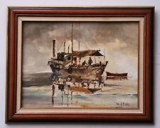 "Listed Canadian Artist - Robert McVittie - (1935 - 2002) O/C - 12"" x 16"""