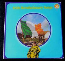 VARIOUS-IRISH REVOLUTIONARY SONGS-FOLK-1974-THE ATLAS SERIES-SEALED LP
