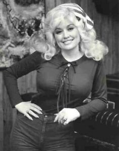Dolly Parton Classic Hollywood Country American Vintage Collection Photo