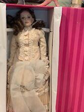 "Marie Osmond porcelain Doll ""Aubrey"""