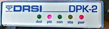 Packet Radio MODEM Digital Radio systems Inc DPK-2 ham radio