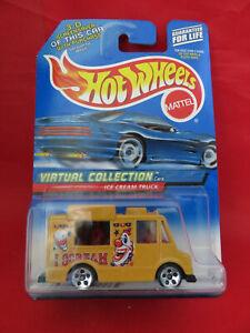 Hot Wheels - Virtual Collection - Ice Cream Truck #144