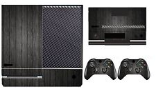 Wood 267 Vinyl Cover Skin Sticker for Xbox One & Kinect & 2 controller skins