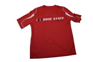 Fan 1 Apparel Youth Boys Ohio State Buckeyes Shirt New S