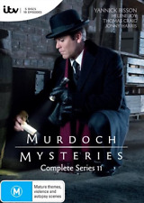 MURDOCH Mysteries Series : Season 11 : NEW DVD