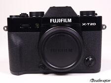 Fujifilm x-t20 appareil photo numérique xt20 Fuji x-t20 Caméra Boîtier body-excellent état