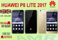 Huawei P8 Lite 2017 UNLOCKED PHONE 16GB 12MP camera  4G (Gold and black colour)