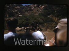 1950s Kodachrome Photo slide Corriganville Movie Ranch Simi Valley CA  9/10