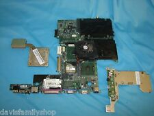 Dell Latitude D600 PP05L Laptop Original Factory Motherboard Mother Board