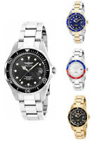 Invicta Men's Pro Diver Analog Quartz 200m Stainless Steel Watch