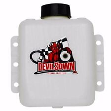 Devils Own 3 quart water methanol injection tank meth alcohol universal fitment