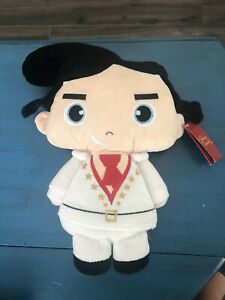 "NEW! ELVIS PRESLEY - THE KING OF ROCK & ROLL MADAME TUSSAUDS 13"" PLUSH DOLL 2014"