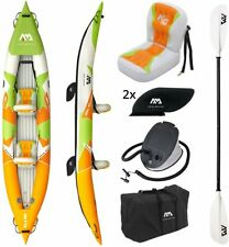 "Aqua Marina Betta HM 13,6"" Kajak 2 Personen inflatable Tourenkajak 412cm"