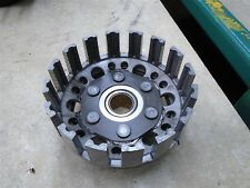 Yamaha 125 YZ AHRMA YZ125 Engine Worn Clutch Basket1986 SM407 wd
