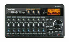 TASCAM DP-008EX 8-track Digital Portastudio and SD Recorder with Built-in Stereo Microphones