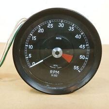 Jaguar XJ6 S1 1968-70 Original Tachometer RPM Gauge Smiths RVI4611/01 OEM