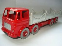 Atlas Dinky Supertoys No.935 Red / Grey Leyland Flat Chains Truck Mint / boxed