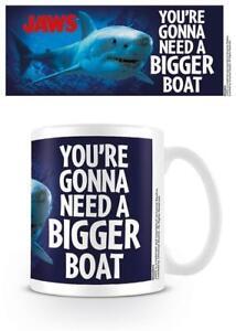 Boxed Mug Ceramic Gift - Jaws (You're Gonna Need A Bigger Boat)