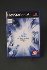 Torino 2006 Olympische Spiele Playstation 2 PS2 Multi Player Sport Winter Games