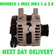 FORD MONDEO S-MAX MK4 1.6 2.0 2006 2007 2008 2009 2010 2011 >on RMFD ALTERNATOR